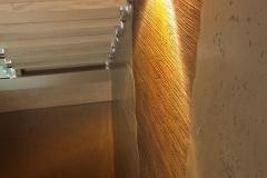 Mineralische Wandgestaltung Betonoptik